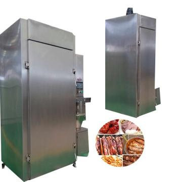 Industrial Commercial Meat Smokehouse Smoking Chamber Smoked Fish Machine