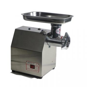 Single Screw Big Power Industrial Meat Grinder