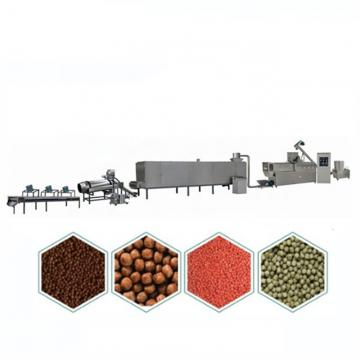 Automatic Floating Fish Feeding Machinery Pet Food Production Line Fish Flakes Snacks Flake Fish Feeding Machines
