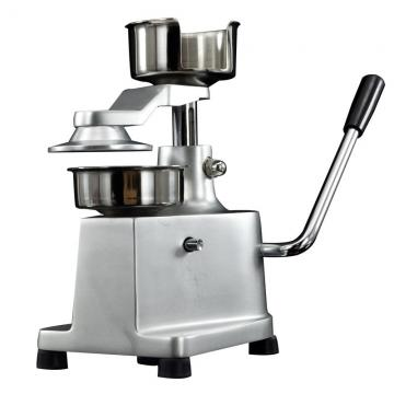 Stainless Steel Potato Meat Chicken Hamburger Patty Machine Press