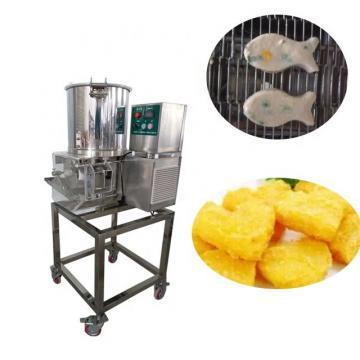 Hamburger Patty Press with 2100PCS/H Capacity