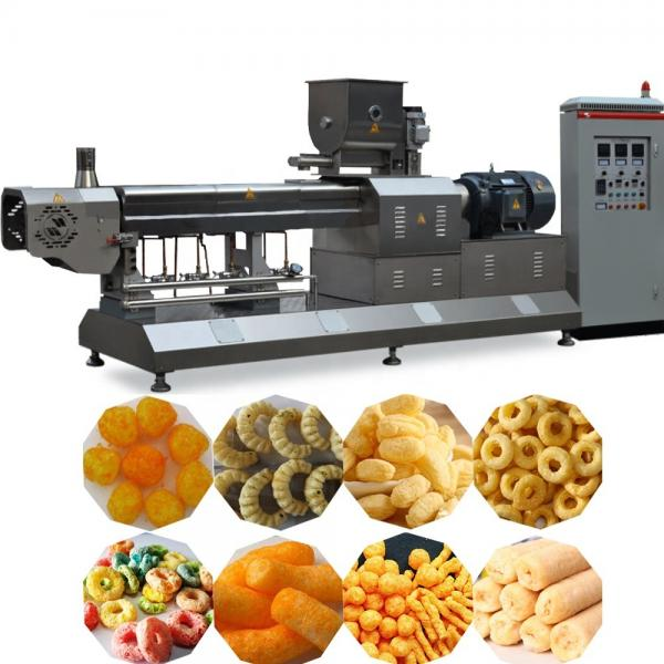 Puff Corn Food Extrusion Kurkure Extruder Curry Making Machine Price in India