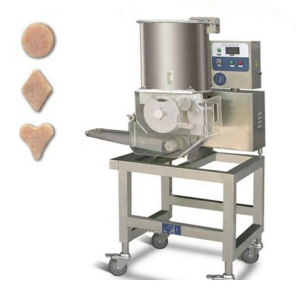 Commercial Usage Hamburger Patty Maker Burger Pie Forming Machine