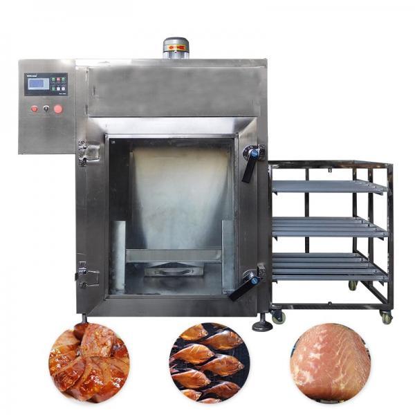 Commercial Meat Sausage Smokehouse Fish Smoking Machine Meat Smoking Machine