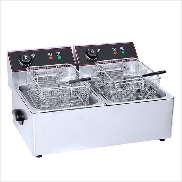 Professional Ce Certificate Freidora Kitchen Equipment Gas Industrial Pressure Fryer Mdxz-25