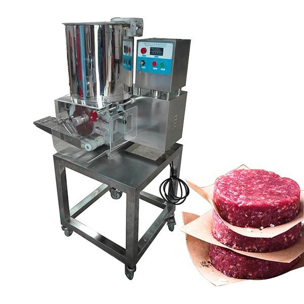 Automatic Burger Patty Soya Meat Making Machine