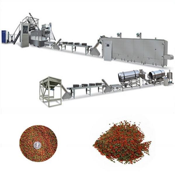 Best Price Floating Sinking Fish Feed Pellet Making Machine Fish Food Machine Aquatic Feed Bulking Device Production Line